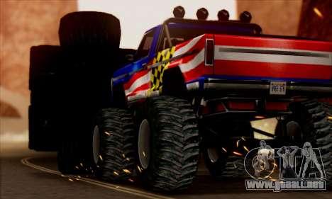 GTA 5 Effects para GTA San Andreas séptima pantalla