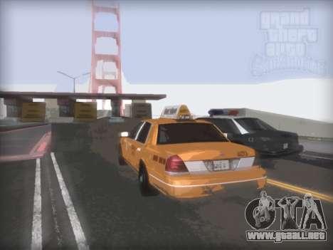 Nuevas pantallas de carga para GTA San Andreas décimo de pantalla