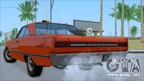 ClickClacks ENB V1 para GTA San Andreas segunda pantalla