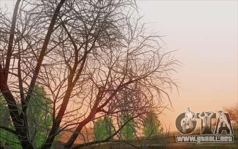 SA_nVidia: Capturas De Pantalla De La Edición para GTA San Andreas segunda pantalla