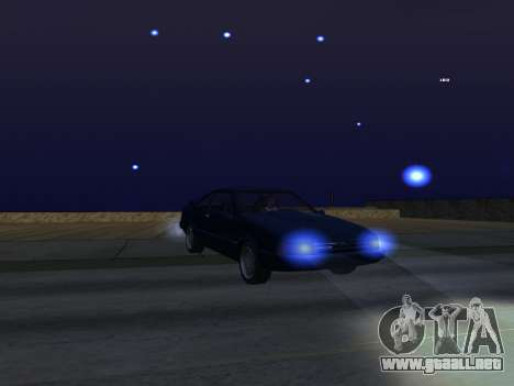 ENB para bajos PC por RonaldZX para GTA San Andreas quinta pantalla
