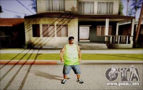 Ghetto Skin Pack para GTA San Andreas undécima de pantalla
