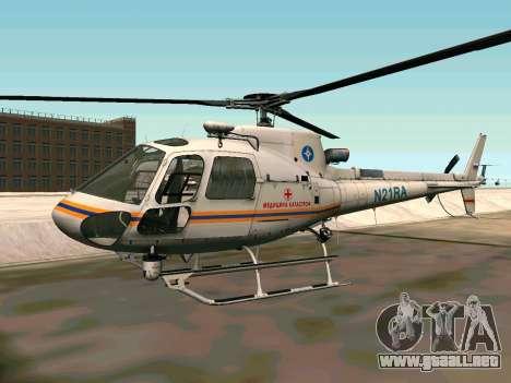 Bo 105 EMERCOM de Rusia para GTA San Andreas