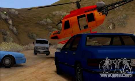 Bandit Maverick para GTA San Andreas left