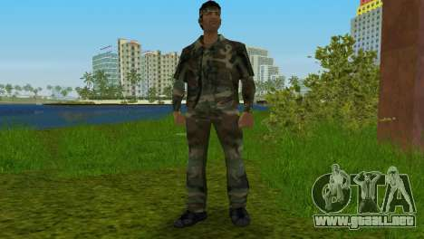 Original VC Camo Skin para GTA Vice City