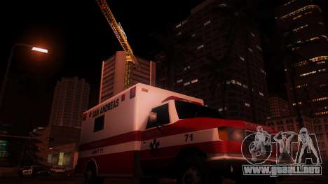 ENB Autumn para GTA San Andreas