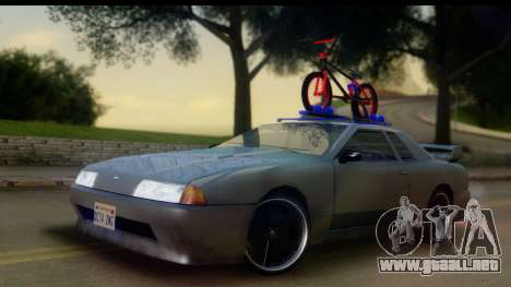 New Elegy Editons para GTA San Andreas