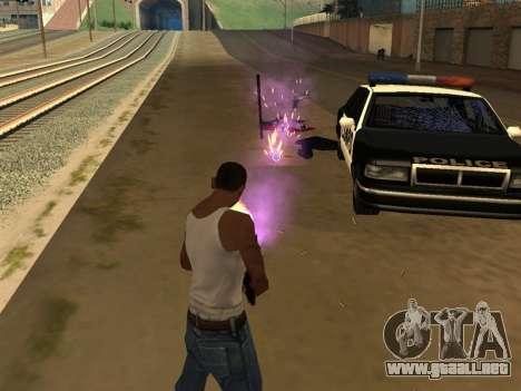 Fagot Funny Effects 1.1 para GTA San Andreas quinta pantalla
