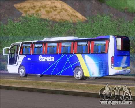 Busscar Vissta Buss LO Cometa para la visión correcta GTA San Andreas