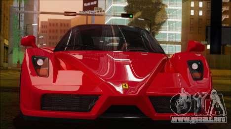 SA_nVidia: Capturas De Pantalla De La Edición para GTA San Andreas tercera pantalla
