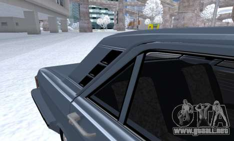 Peykan Separ Joshan 1600 para las ruedas de GTA San Andreas