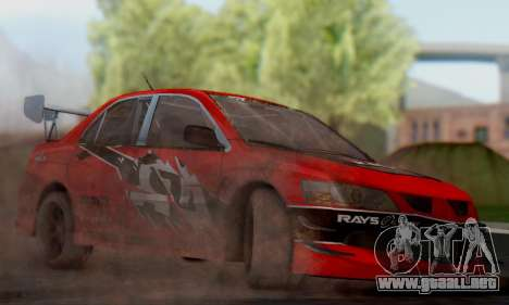 GTA 5 Effects para GTA San Andreas sexta pantalla