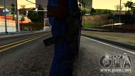 New Tec9 para GTA San Andreas tercera pantalla