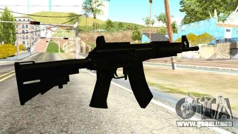 Fort 227 para GTA San Andreas segunda pantalla