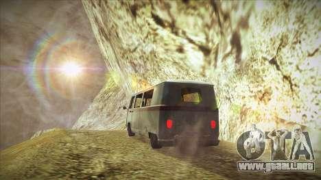 ENB Autumn para GTA San Andreas segunda pantalla