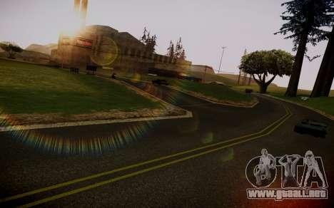Fourth Road Mod para GTA San Andreas tercera pantalla