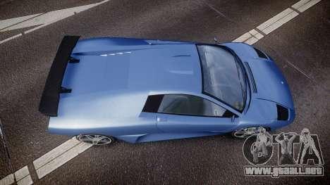 Pegassi Infernus GTA V Style para GTA 4 visión correcta