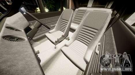 Ford Escort RS1600 PJ13 para GTA 4 vista lateral