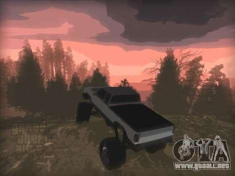 Nuevas pantallas de carga para GTA San Andreas