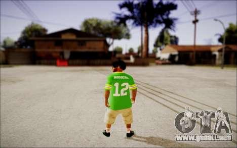 Ghetto Skin Pack para GTA San Andreas novena de pantalla