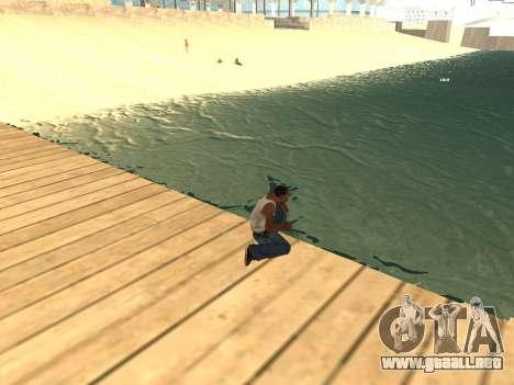 ENB para bajos PC por RonaldZX para GTA San Andreas tercera pantalla