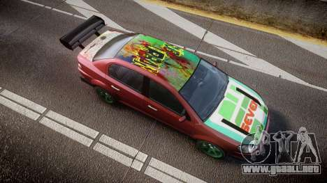 Declasse Premier Touring para GTA 4 visión correcta
