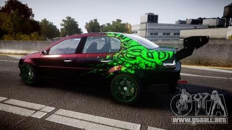 Declasse Premier Touring para GTA 4 left