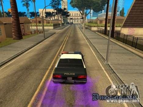 Fagot Funny Effects 1.1 para GTA San Andreas sexta pantalla