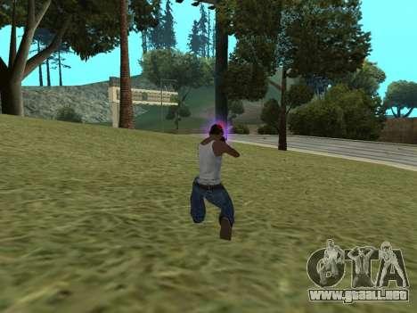 No Attaleia vista para GTA San Andreas