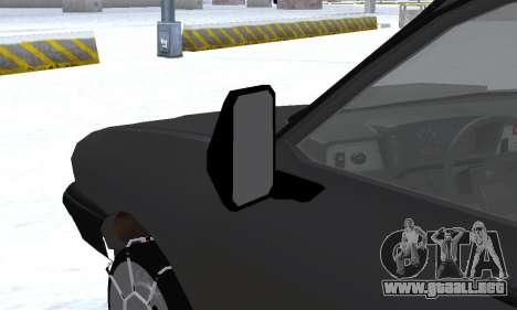 Dacia 1305 Papuc Pick-Up Drop Side 1.9D para GTA San Andreas interior