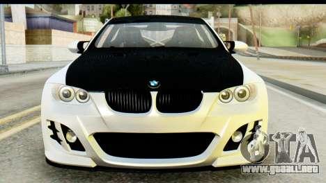 BMW M3 GTS Tuned v1 para GTA San Andreas