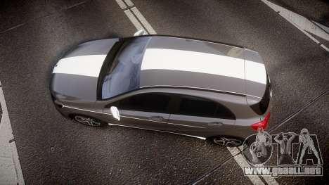 Mersedes-Benz A45 AMG PJs5 para GTA 4 visión correcta