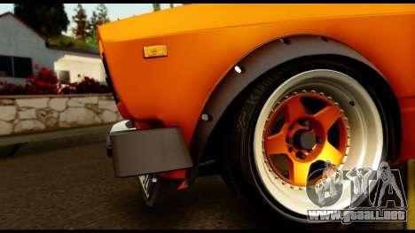 VAZ 2105 JDM para vista lateral GTA San Andreas