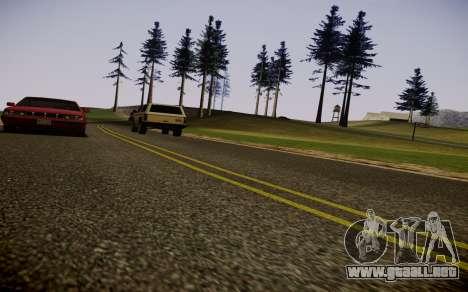 Fourth Road Mod para GTA San Andreas