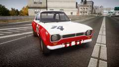 Ford Escort RS1600 PJ74