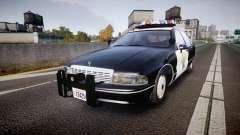 Chevrolet Caprice Highway Patrol [ELS]