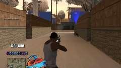 C-HUD Corazón para GTA San Andreas