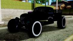 Hot-Rod En Ruso para GTA San Andreas