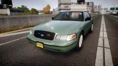Ford Crown Victoria Police Interceptor [ELS]