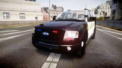 Ford Expedition 2010 Sheriff [ELS]