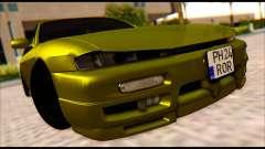 Nissan Silvia S14 Civilian para GTA San Andreas