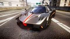 Pagani Zonda Revolution 2013 para GTA 4