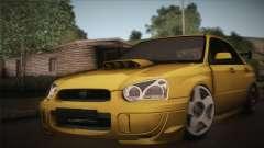 Subaru Impreza WRX STI JDM Style 2015
