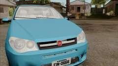 Fiat Siena 2008 para GTA San Andreas