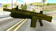 Assault Shotgun from GTA 5 para GTA San Andreas