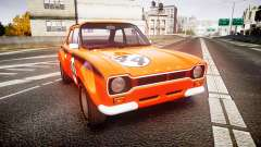 Ford Escort RS1600 PJ44