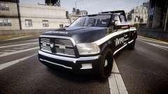 Dodge Ram 3500 NYPD [ELS]