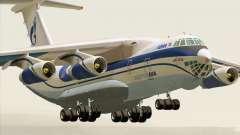 IL-76TD Gazprom Avia