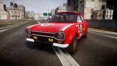 Ford Escort RS1600 PJ63