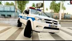 Toyota Hilux Georgia Police